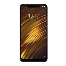 Pocophone F1 6.18-Inch (6GB RAM, 128GB ROM) Android 8.1 Oreo, (12MP + 5MP) Dual SIM LTE Smartphone - Graphite Black