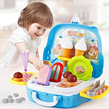 c6050d51f635 Braveayong Kitchen Pet Shop BBQ Play Set Pretend Toy Game Tools Boy Girl  Kid Gift -