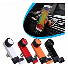 Universal 360°Rotating Car Air Vent Mount Cradle Holder For Mobile Phone GPS