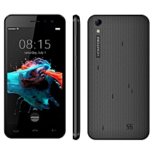HT16 1GB+8GB 5.0 Inch Android 6.0 MTK6580 Quad Core Up To 1.3GHz Dual SIM 3G Smartphone(Black)