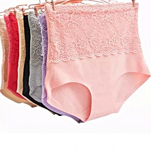 Hot Sale Sexy Highwaist Lace Panties Women's Underwear