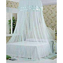 Decker mosquito net 5 by 6- White