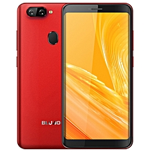 D6 2GB+16GB 5.5 inch 2.5D Curved Android 8.1 MTK6580A Quad Core up to 1.3GHz 3G Smartphone(Red)