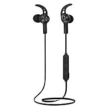 Maxchange MX7 Bluetooth 4.1 IPX4 Waterproof Sports Earphone Magnetic Attraction Earphone