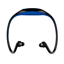 Wireless Stereo Bluetooth Sports Headset Headphone For Mobile Phone