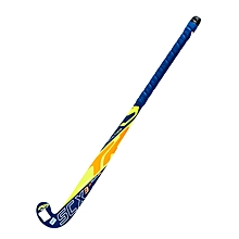 "Hockey Stick Scx 3 Jnr 30""- Yellow/Royal/Lime- L"