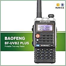 Baofeng UV-B2 plus walkie talkie 8watt