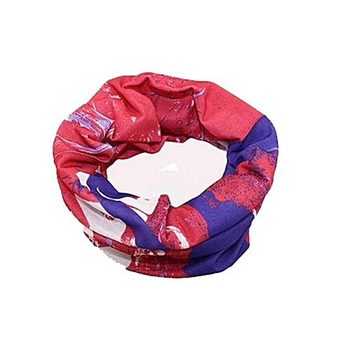 Magic Seamless Fashion Outdoor Cycling Scarf Mask