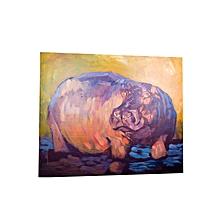 'Hippopotamus' by Moses mukono