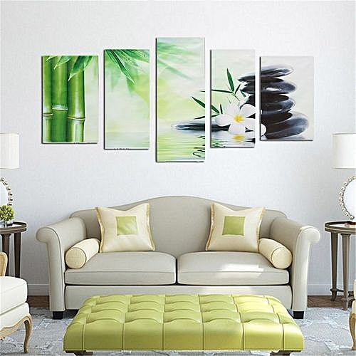 Buy UNIVERSAL 281965274803 HUGE MODERN ABSTRACT WALL DECOR ART OIL ...