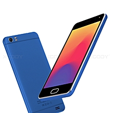 Mate 6 5.0 inch 4GB 5MP Android 7.0 Dual Sim 3G Smartphone Quad Core - Blue