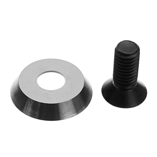 Buy Generic 16mm 5 8 Round Carbide Insert Cutter For Finisher Wood