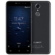 Note Plus 4G Smartphone 5.2 inch Android 7.0 MTK6737T Quad Core 1.5GHz 3GB RAM 32GB ROM 13.0MP Rear Camera Fingerprint Scanner-BLACK