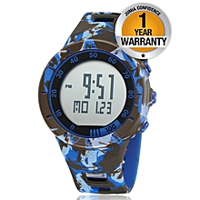 Kids Sport Watch - Jungle Blue
