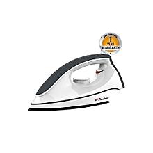 1300W -  Dry Iron DI-108 - Grey & White