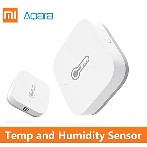 2018 Xiaomi Aqara Smart Air Pressure Temperature Humidity Environment  Sensor Smart control via Mihome APP Zigbee connection