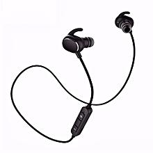 Phantom Sport An-sweat Wireless Bluetooth 4.1 Headphone Earphone - Black