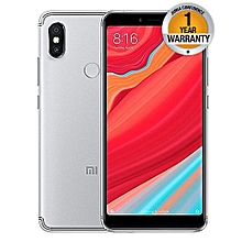 Redmi S2- 5.99'', 64GB - 4GB RAM,16 MP Front  - 12+5 MP AI Dual Back Cameras - 4G -Grey