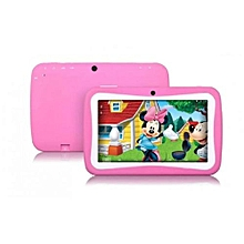 Kids Tablet- 7.0 inch - Android 5.1 Kids Tablet - Quad Core 1.3GHz - 512MB RAM 8GB ROM - WiFi Bluetooth - Pink