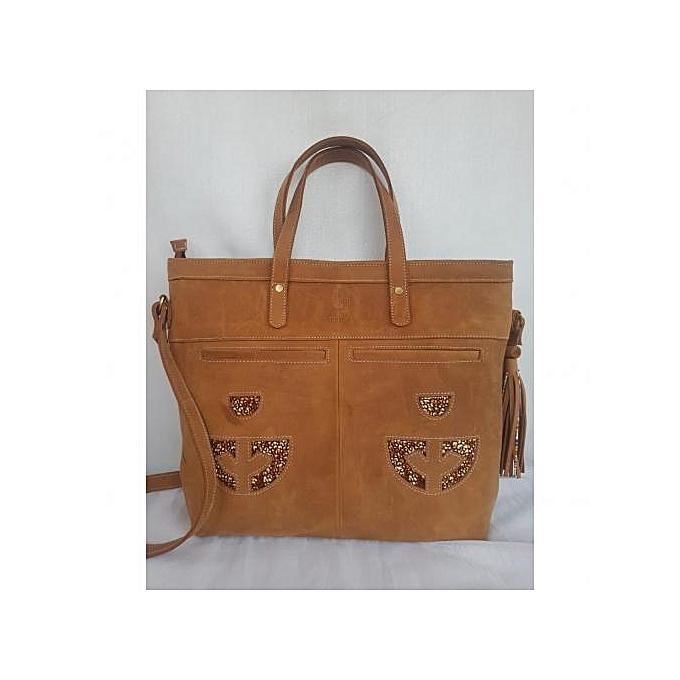76773b494de3 Generic Leather Laptop Bag + Coin Purse   Best Price