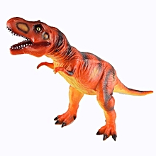 Lifelike Shape Animal Dinosaur Model Toy Kids #tyrannosaurus
