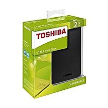 2TB, CANVIO BASICS, USB 3.0, EXTERNAL HARD DRIVE