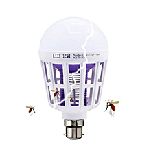 Best Selling Mosquito Killer Lamp Led Bug Zapper LED Bulb 3 Modes Insect Repellent Night Light 15W Pin Type