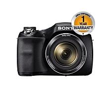 DSC-H300 - 20.1MP Digital Camera - Black