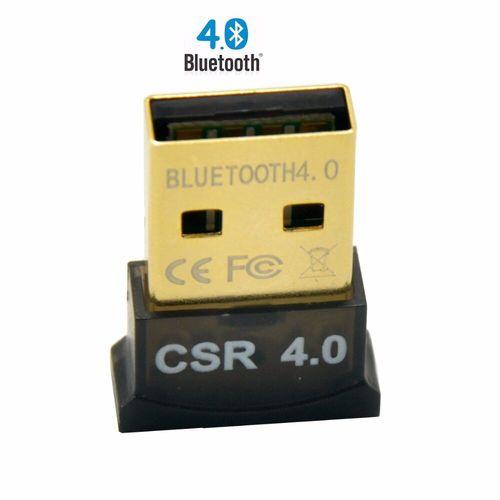 Mini USB Bluetooth Adapter CSR 4 0 Dual Mode Wireless Bluetooth 4 0 Dongle  transfer for PC Laptop Windows 7/ 8/ 10