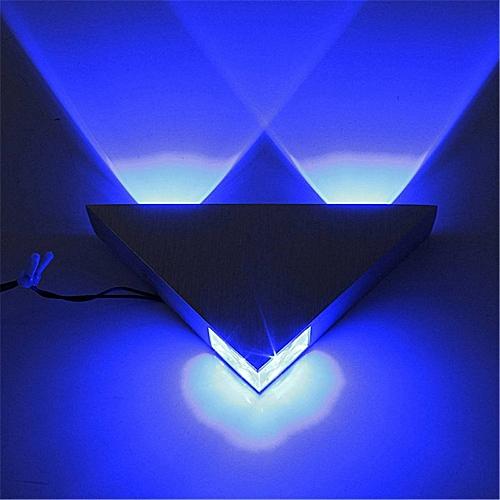 Wall Light Jumia: Buy Generic Triangle 3W LED Wall Lamp Bedroom Decorate