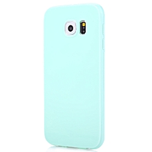 Cute Candy Color TPU Protective Case Cover for Samsung S6