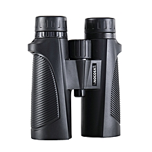8x42 HD Binoculars Bird Mirror Night Vision Telescope-Black