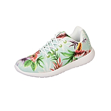 Casual Active Shoes - Light Green Coastal Palm