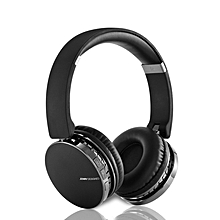 JOWAY TD02 Portable Wireless Bluetooth Headphone HIFI Stereo Noise Cancelling Foldable With Mic