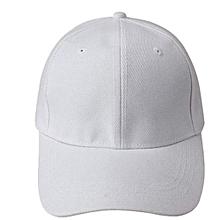 White Plain Baseball Golf Cap