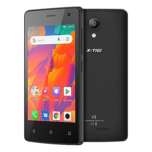 """V5 - 4.0"""" - 8GB+1GB - Android 8.1- Dual SIM- Black"""