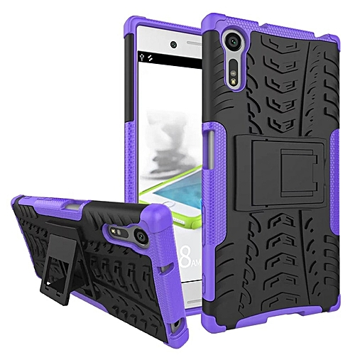best service f35d2 2dfd2 For Sony Xperia XZ Case 5.2 TPU Shock Proof Silicone + Hard Shell Phone  Case For Sony Xperia XZ Dual F8332 F8331 Case Back Cover