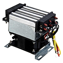 Free Shipping Constant Temperature Industrial PTC Fan Heater 300W 220V AC Incubator