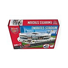 Emirates Stadium 3D Puzzle