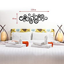 Fashion 3D DIY Acrylic Mirror Wall Stickers LA031 Modern Home Decoration