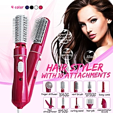 Multifunction 10 In 1Hair Dryer Professional Hair Beauty Styling Tools Kit