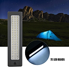 Portable Strong Magnetic High Bright LED Work Inspection Light Camping Lamp With Hanging Hook