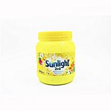 2 in 1 Washing Powder & Softener spring sensations 500 grams