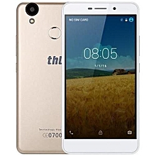 "T9 PRO - 5.5"" 4G WIth Case Android 6.0 2GB/16GB 3000mAh Fingerprint EU - Gold"