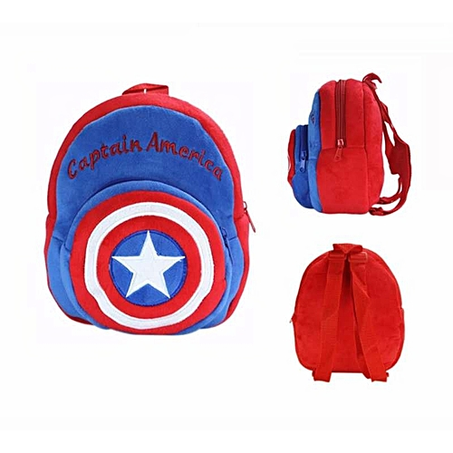 7610fb08d6a5 High Quality Children School Bag Plush Cartoon Toy Baby Backpack Boy Gril  School Bags Gift For Kids Backpacks mochila escolar