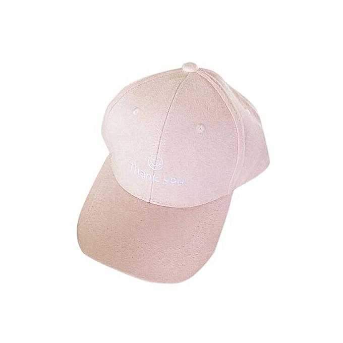 c53f6c8f7a2a1 Unisex Men Women Suede Baseball Cap Snapback Visor Sport Sun Adjustable Hat