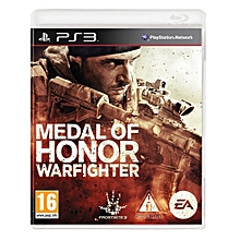PS3 Game Medal Of Honor Warfighter