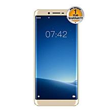 "X60L, 5.5"", 16GB (Dual SIM) 4G, Champagne Gold"