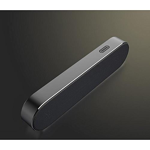 Version Wireless Best Bluetooth Speaker Waterproof Portable Outdoor Mini  Column Box Loud Subwoofer Speaker Design For Phone FCSHOP