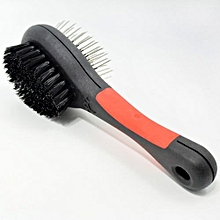 Grooming Brush For Dogs, Cats And Small Animals In Double Face